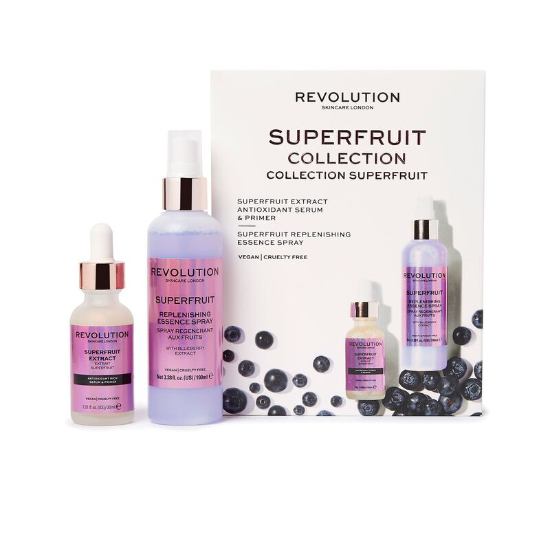 Superfruit Serum & Spritz Set