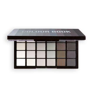 Makeup Revolution Colour Book CB01 Shadow Palette