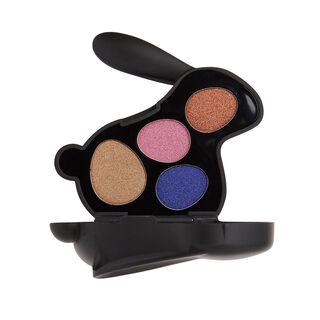 I Heart Revolution Bunny Liquorice Eyeshadow Palette