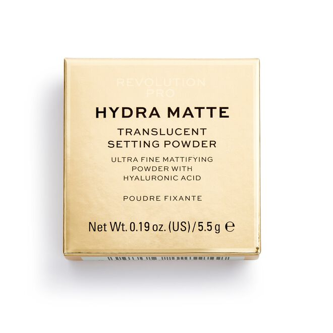 Translucent Hydra-Matte Setting Powder