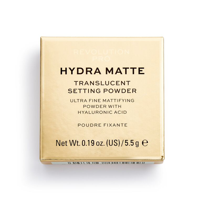 Translucent Hydra-Matte Setting Powder