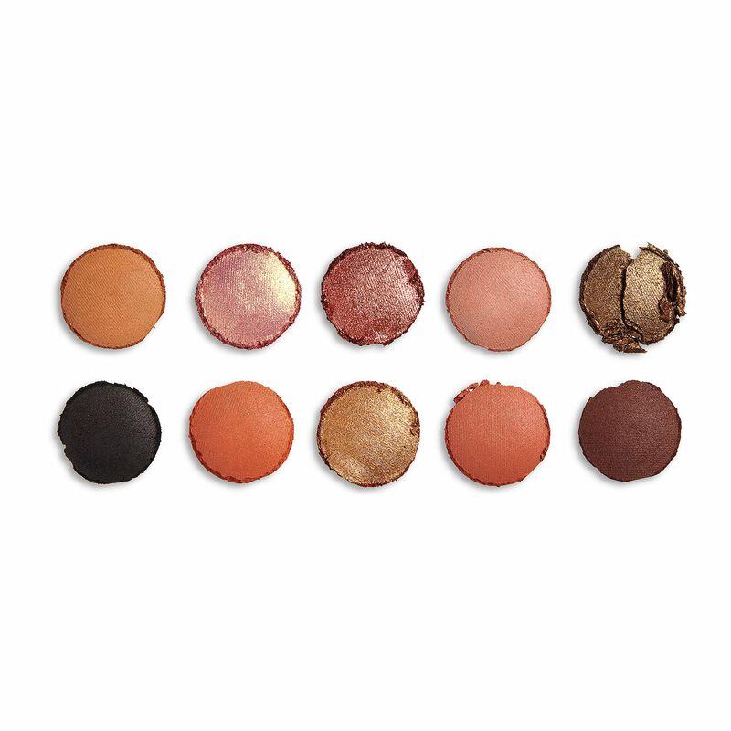 Revolution Pro Colour Focus Bronzed Glow Eyeshadow Palette