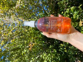 Planet Revolution Sweet Orange Balancing Sheet Mask Water