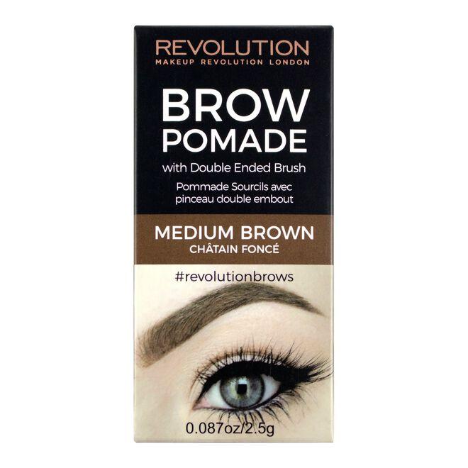 Brow Pomade Medium Brown