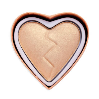 I Heart Revolution Heartbreakers Highlighter Golden