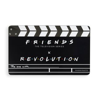 Makeup Revolution X Friends Flawless Limitless Eyeshadow Palette