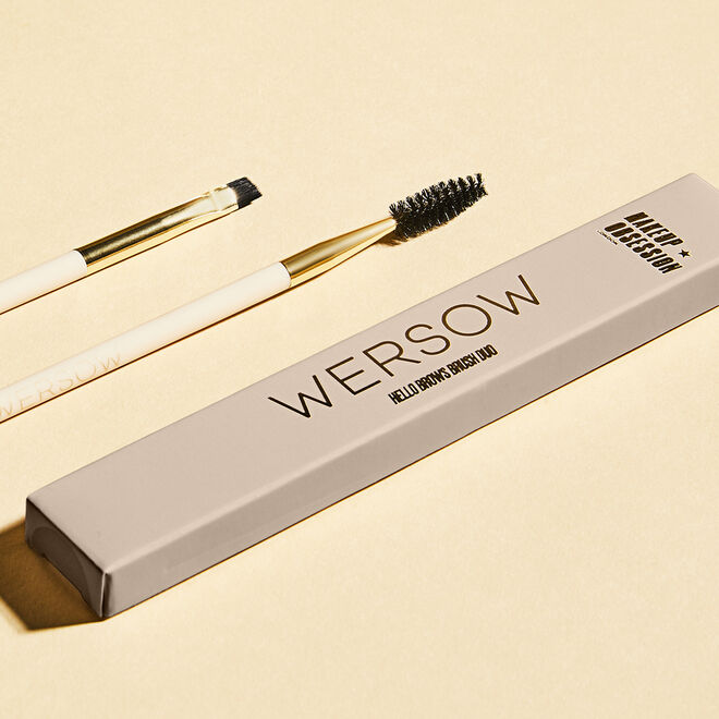 Makeup Obsession x WersowBrow Brush Set