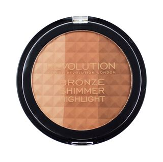 Ultra Bronze, Shimmer and Highlight