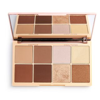 Revolution X Roxxsaurus Highlight & Contour Palette