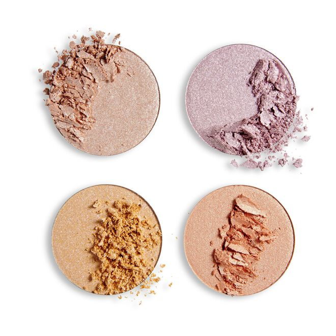Makeup Obsession X Rady Moonlight / Sunlight Highlighter Palette