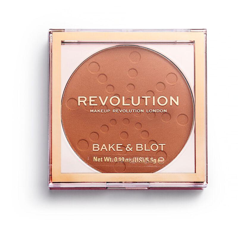 Bake & Blot Orange