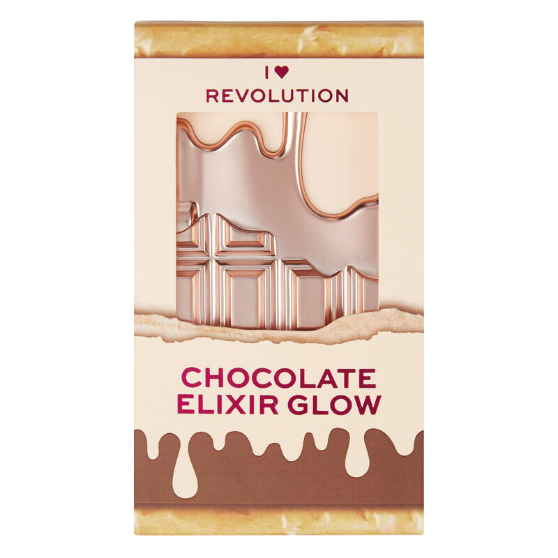 Elixir Glow Mini Chocolate Palette