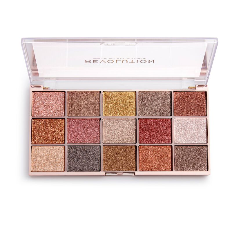 Makeup Revolution Foil Frenzy Fusion Eyeshadow Palette