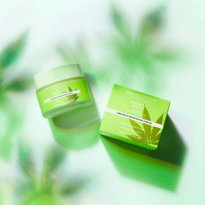 Revolution Skincare CBD Nourishing Moisturiser