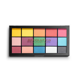 Reloaded Marvellous Mattes Eyeshadow Palette