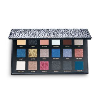 Revolution Pro New Neutrals Smoked Eyeshadow Palette