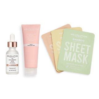 Revolution Skincare Dry & Dehydrated Skin Set