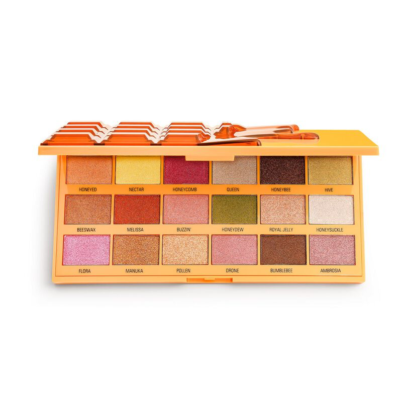 Honey Chocolate Palette