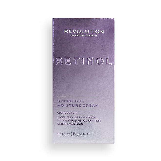 Revolution Skincare Retinol Smoothing Night Cream