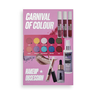 Makeup Obsession Carnival of Colour Set
