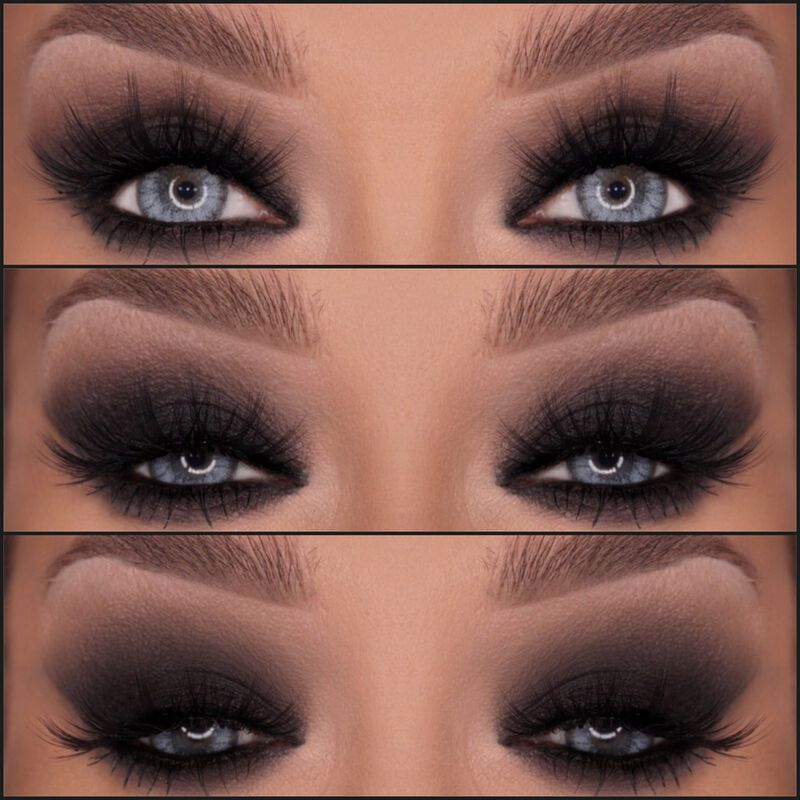 5 Pack Mixed Wispy Lashes