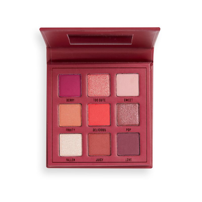 Makeup Obsession Berry Cute Eyeshadow Palette