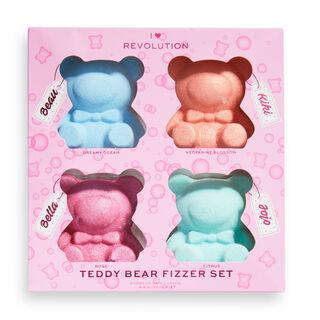 I Heart Revolution Teddy Bear Fizzer Set