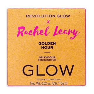 Makeup Revolution Glow X Rachel Leary Golden Hour Highlighter