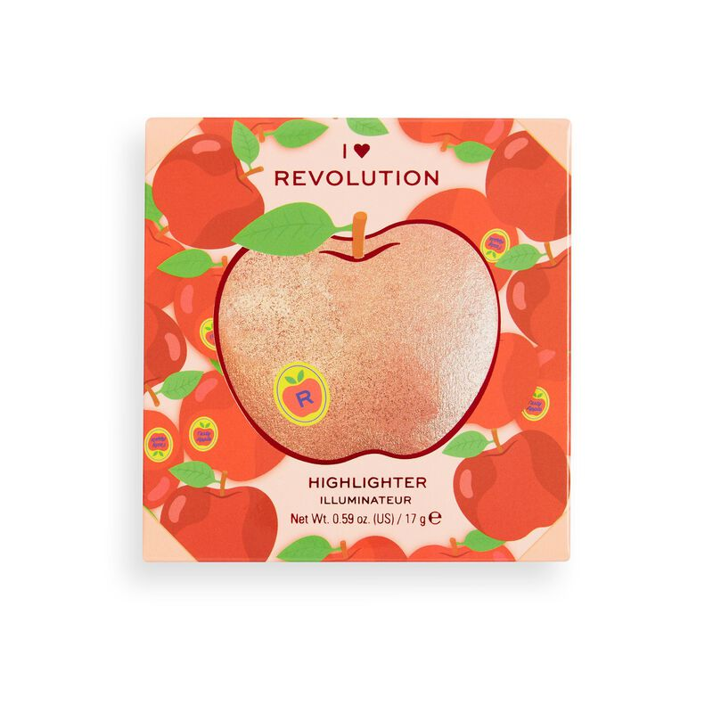I Heart Revolution Tasty 3D Apple Highlighter