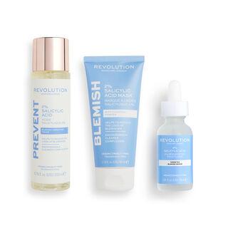 Revolution Skincare Blemish Skin Set