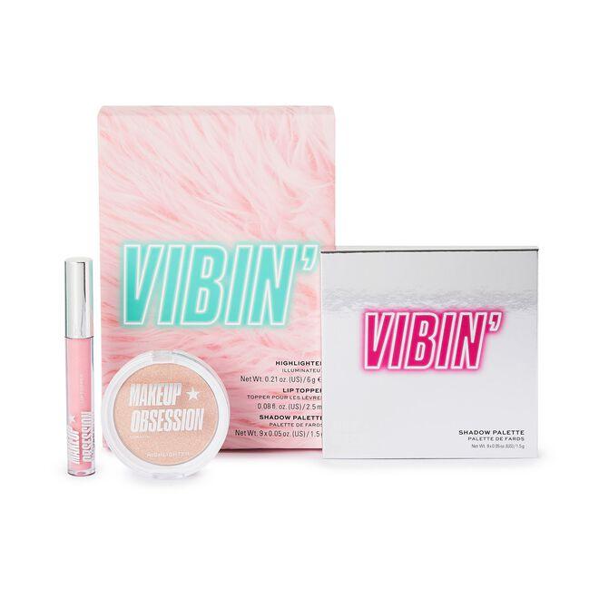 Makeup Obsession Vibin Gift Set