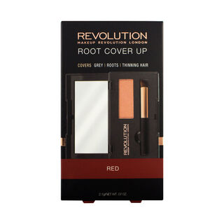 Revolution Haircare Root Cover Up Palette Red