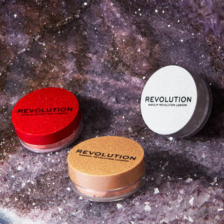 Makeup Revolution Precious Stone Loose Highlighter Roze Quartz