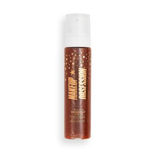 Makeup Obsession Shimmer Glow Body Oil Bronze Bae