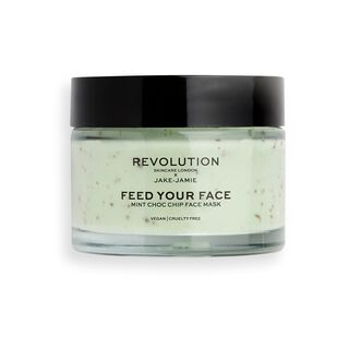 Revolution Skincare x Jake Jamie Mint Choc Chip Face Mask