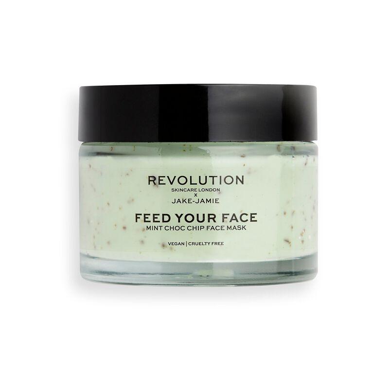 Revolution Skincare x Jake Jamie Mint Choc Chip Face Mask