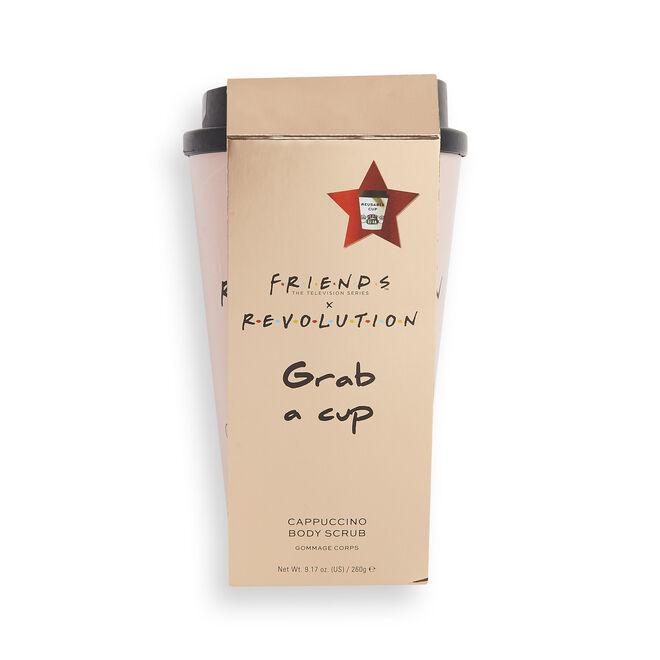 Makeup Revolution X Friends Espresso Body Scrub & Reusable Cup