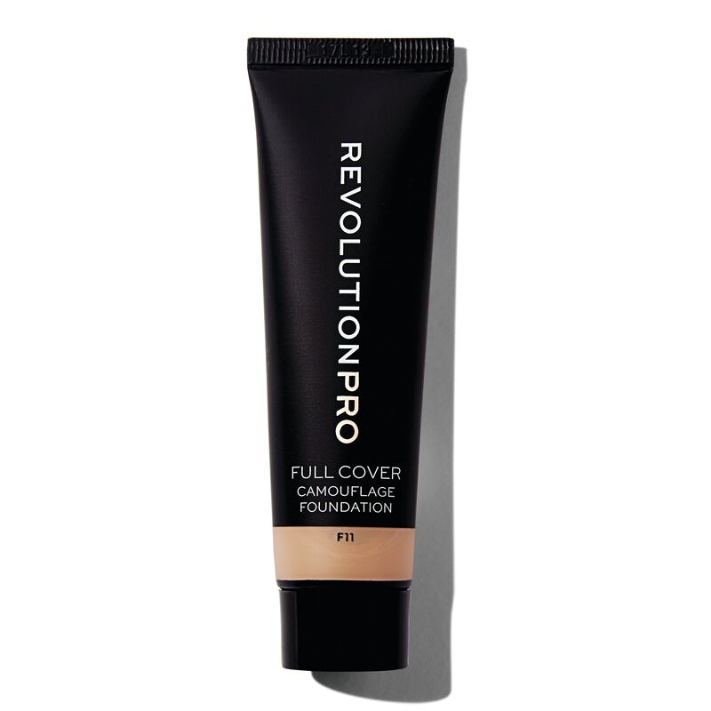 Full Cover Camouflage Foundation - F11