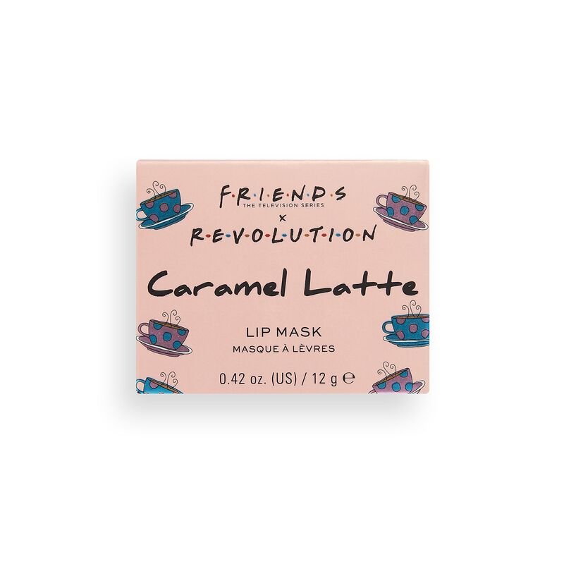 Makeup Revolution X Friends Caramel Latte Lip Mask