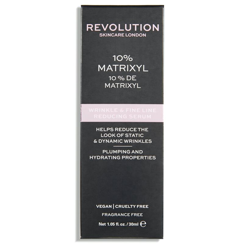 Revolution Skincare Wrinkle & Fine Line Reducing Serum - 10% Matrixyl