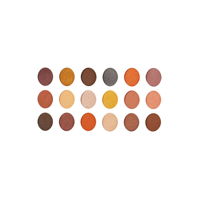 I Heart Revolution x Cocoa Pebbles Eyeshadow Palette