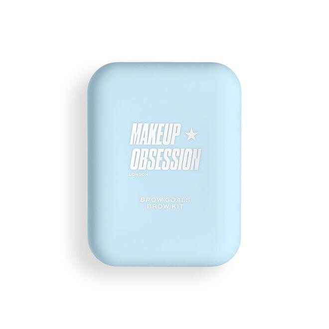Makeup Obsession Brow Goals Brow Kit - Light To Medium Brown