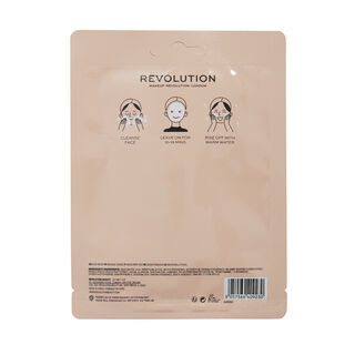 Makeup Revolution X Friends Chandler Pink Clay Sheet Mask