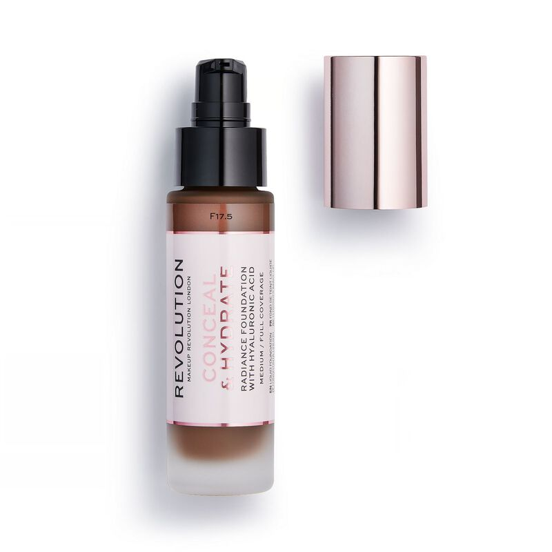 Conceal & Hydrate Foundation F17.5