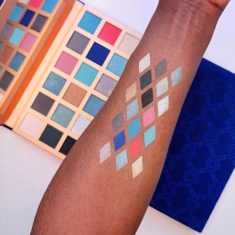 XX Revolution LuXX Eyeshadow Palette VorteXX
