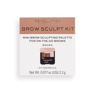 Brow Sculpt Kit Brown