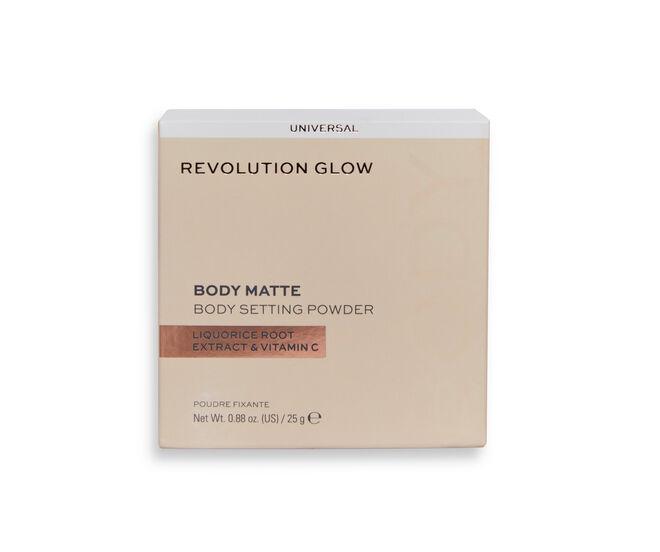 Makeup Revolution Body Mattifying Finishing Powder