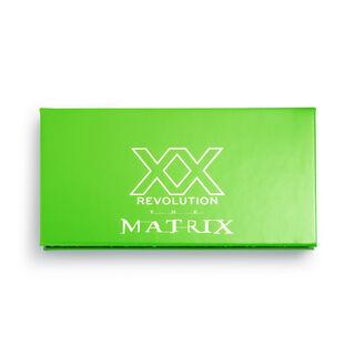The Matrix XX Revolution Trinity Luxx Eyeshadow Palette