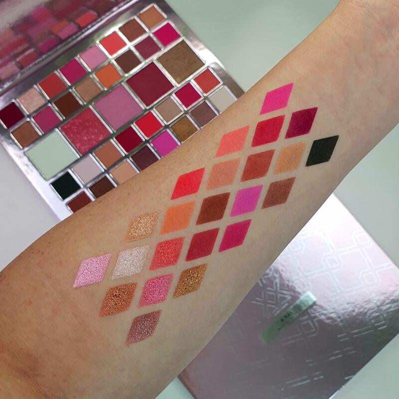 XX Revolution X Shadow Eyeshadow Palette X-Ray
