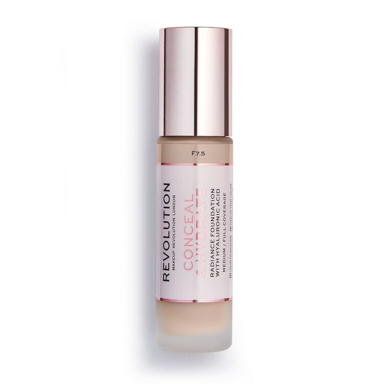 Conceal & Hydrate Foundation F7.5